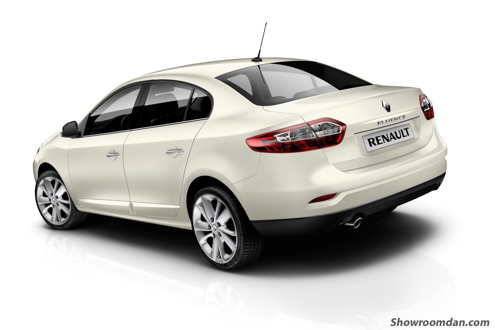 Yeni Renault Fluence Desktop Backgrounds