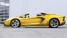 lamborghini 2013 Aventador Roadster Slide image free download