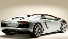 lamborghini 2013 Aventador Roadster image free download