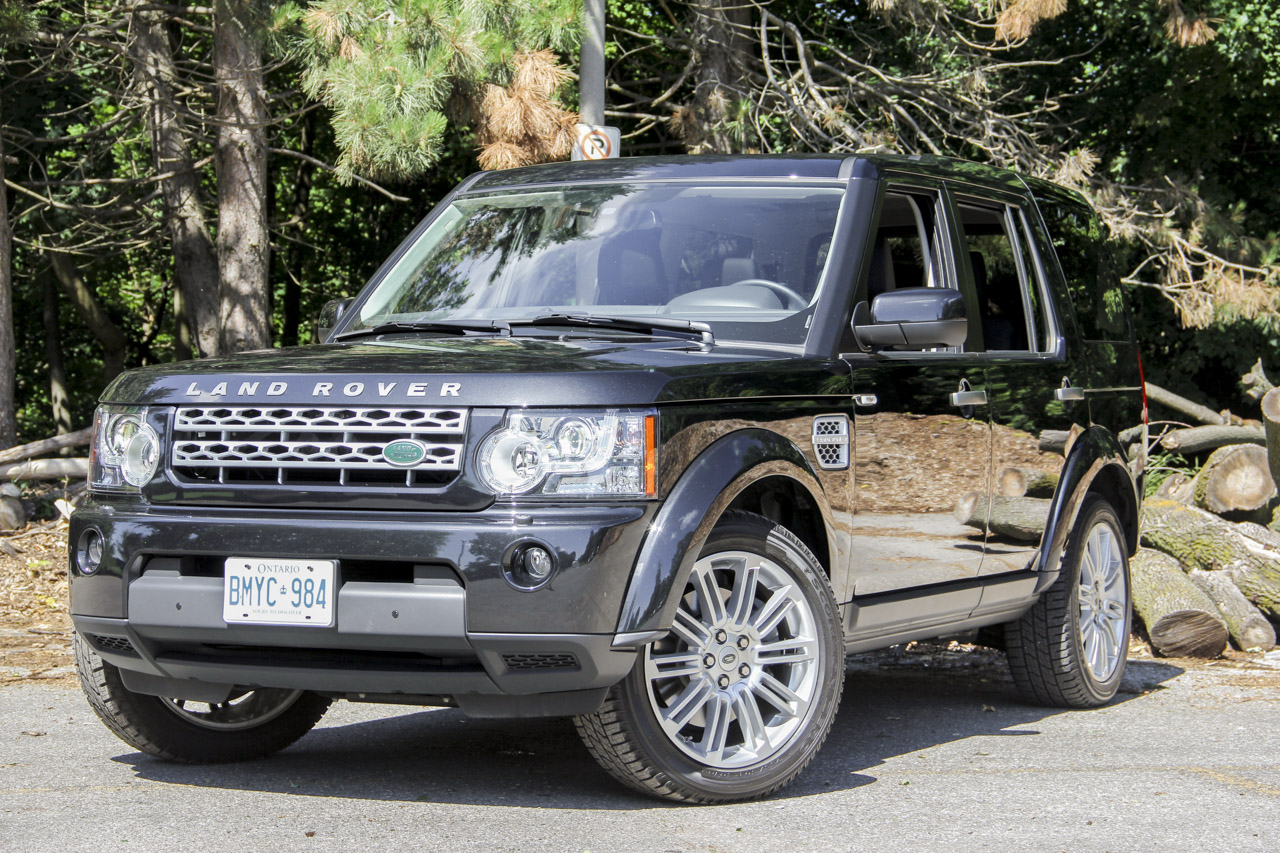 Land Rover LR4 HSE Lux Car Pictures Wallpapers Backgrounds
