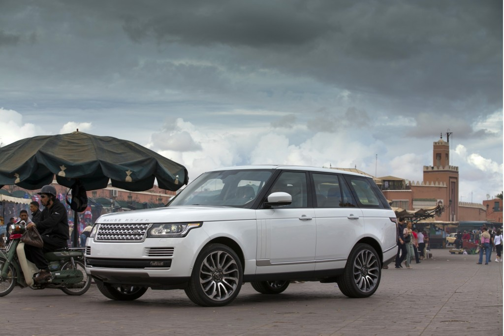 Land Rover Range Rover High Resolution Image Wallpapers Download