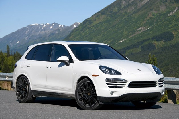 Porsche Cayenne Diesel First Drive Related Gallery Desktop Backgrounds