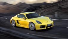 Porsche Cayman front Wallpapers HD