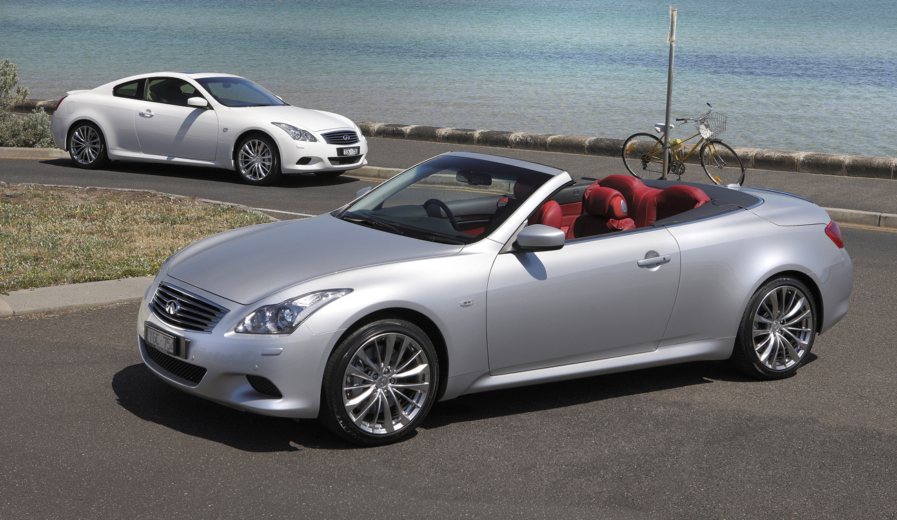 Infiniti G37 Coupe And Convertible On Sale free download image