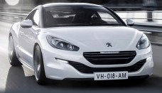 Peugeot RCZ update overseas Bound For AIMS Image Wallpapers HD