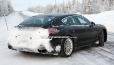 porsche panamera facelift spy photos related news reviews at prestige cars Wallpapers Desktop Download
