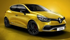 Renault Clio RS 200 Revealed In Paris With 147kW Turbo Four Wallpapers HD
