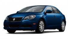 Suzuki Kizashi blue Photo Desktop Backgrounds