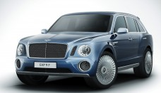 2014 Bentley SUV Release Date free download image