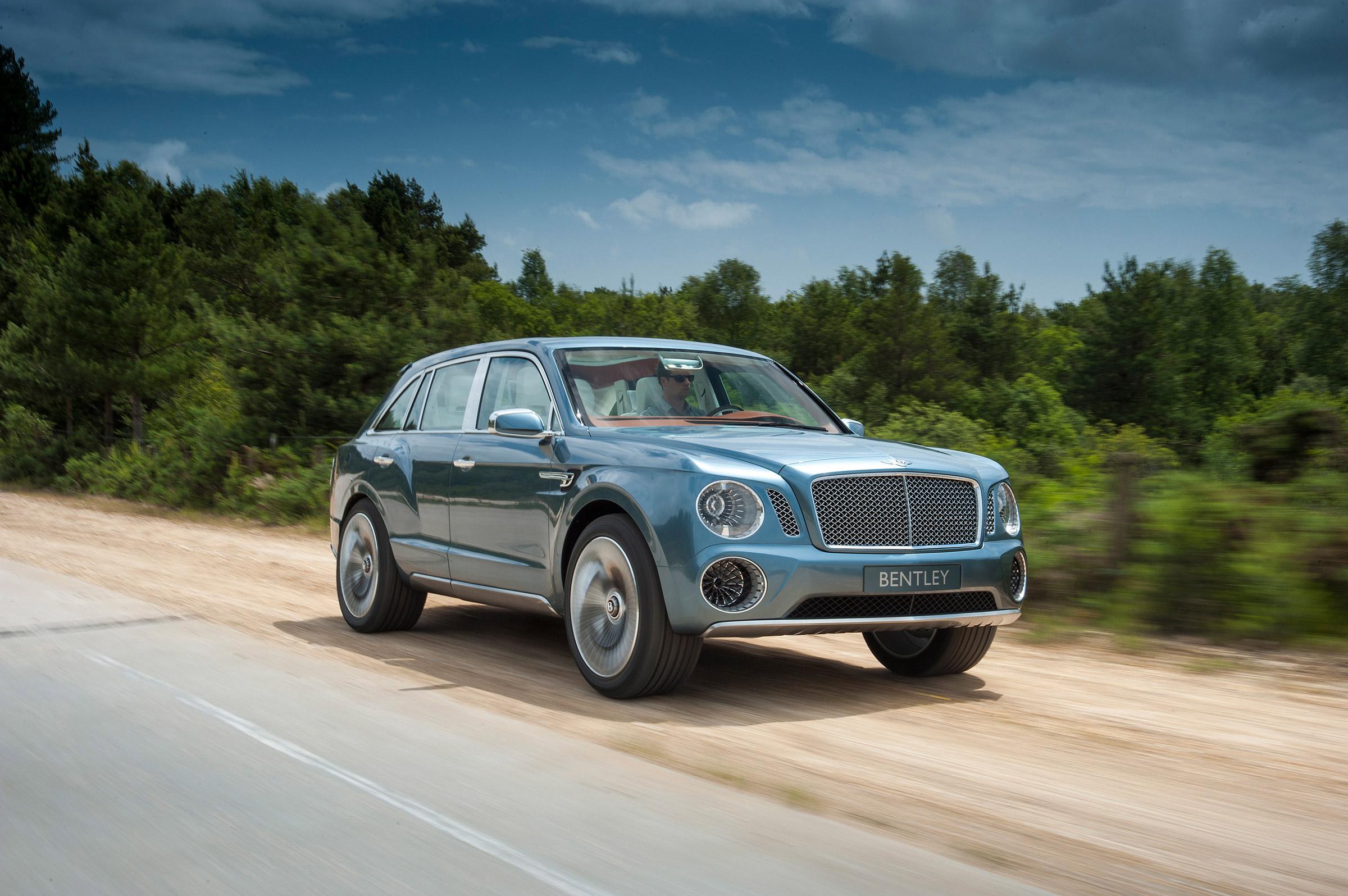 2014 Bentley SUV Speed Convertible free download image
