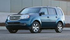 Honda Pilot  Reviews SUV LX 4dr Front wheel Drive Exterior free image download