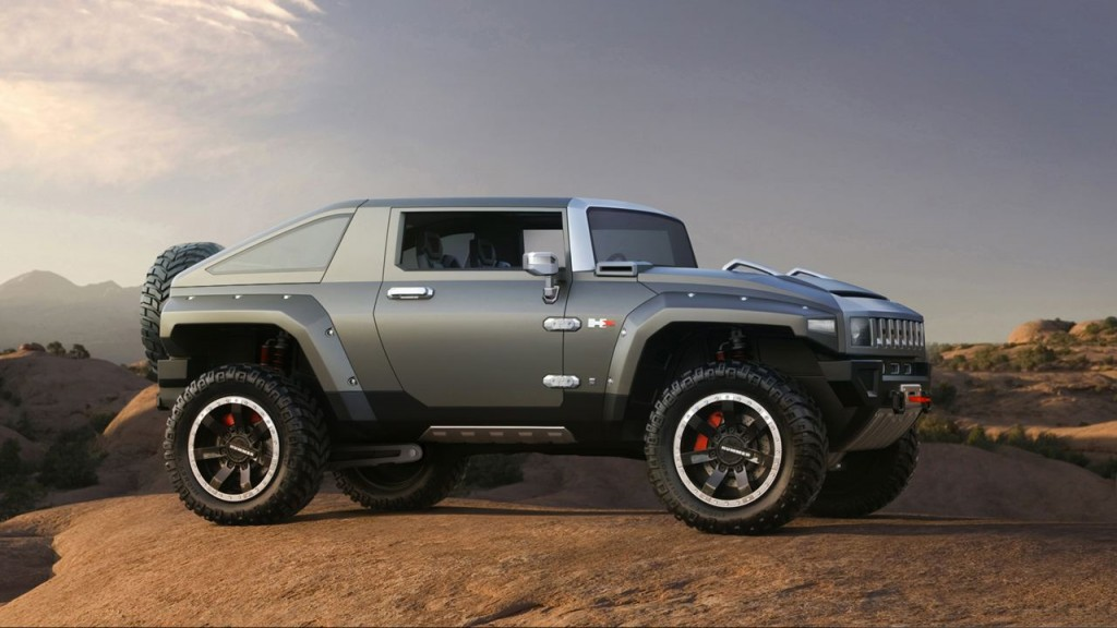 2014 Hummer HX Price Wallpapers Download