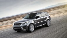 Land Rover Range Rover Sport Motion Grey High Resolution Image Desktop Backgrounds