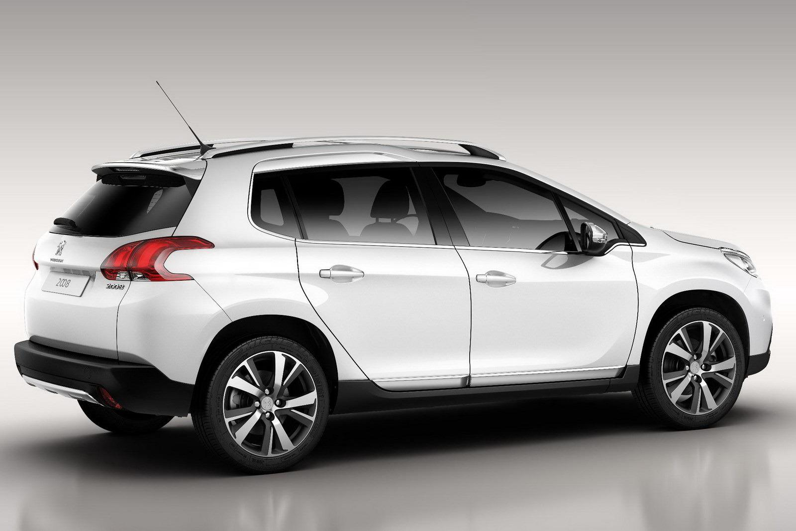 peugeot 2008 Wallpaper Car Free Download Image Of