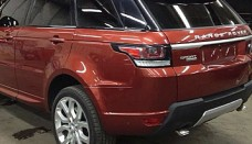 Range Rover Sport Leak-Back SVR Prototype revealed as most powerful Car Pictures Wallpapers Backgrounds