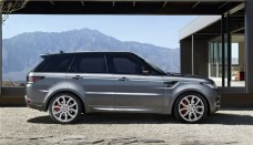 Range Rover Sport Side Profile Photo High Resolution Image Wallpapers Download