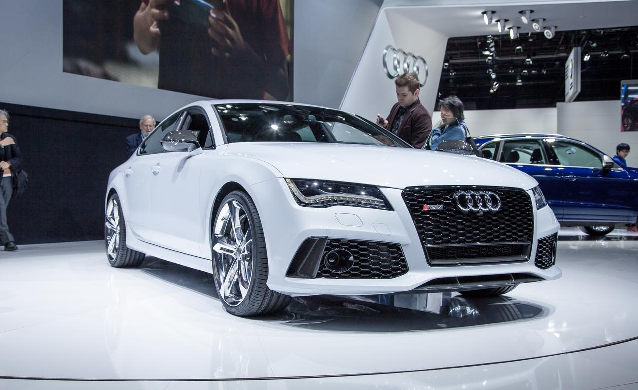 Audi RS7 free image download