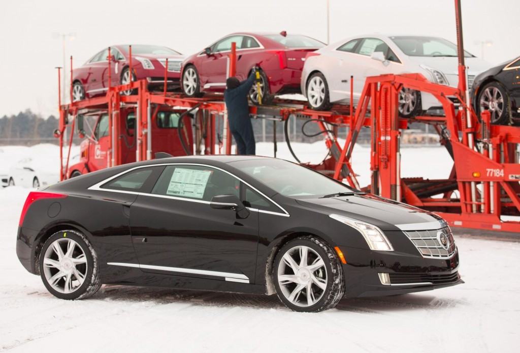 Cadillac Dealers in nc ELR begins shipping free download image