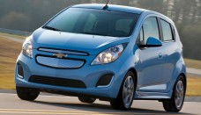 Want this Chevrolet Spark EV Lease Deal electric blue free download image