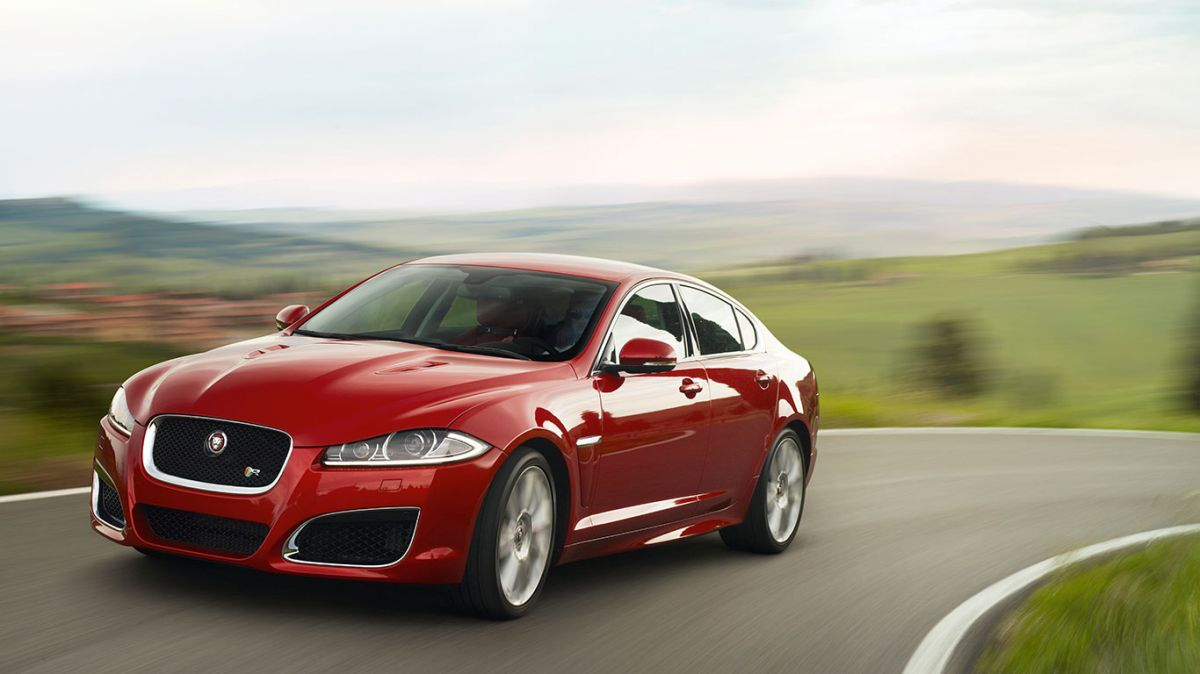 Jaguar XFR price cost of ownership pricing manufacturer Free Download Image Of