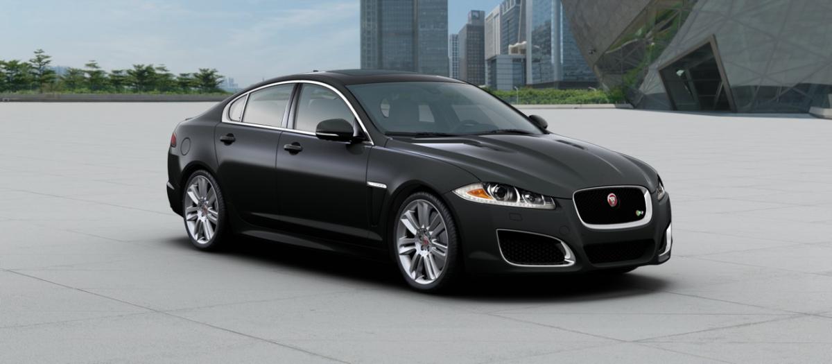 2014 Jaguar XFR High Resolution Wallpaper Free