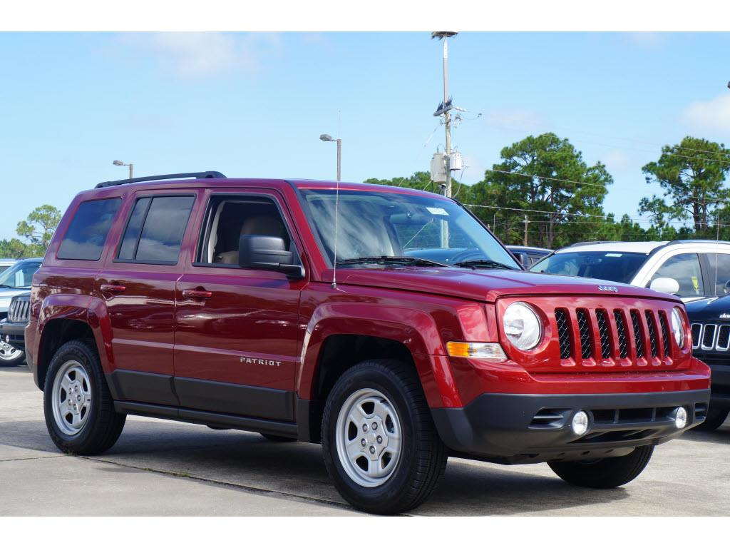 Jeep Patriot Sport Suv Free Picture Download Image Of