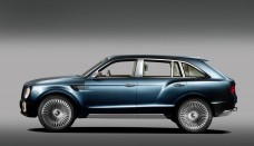 Bentley SUV Concept EXP 9F free download image