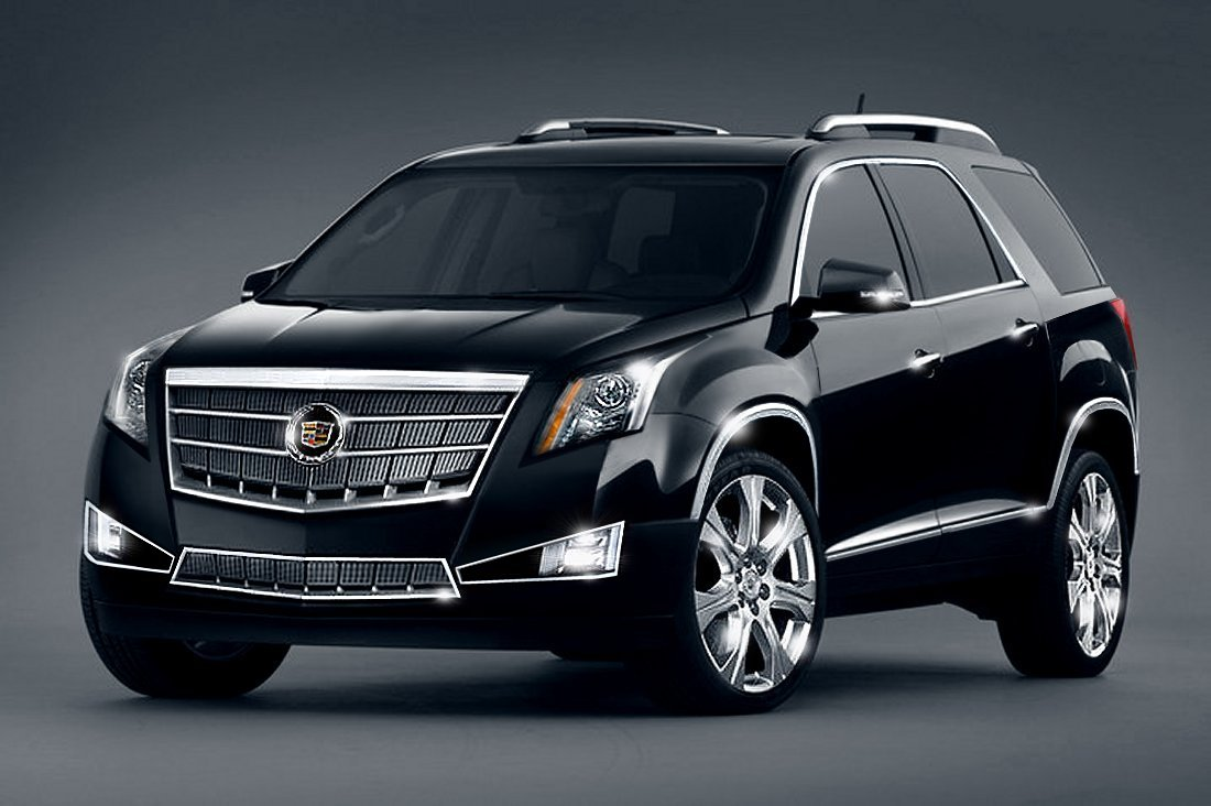 2015 Cadillac SRX Review New Design Engine And free download image