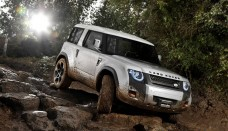 Land Rover To Launch New Defender Gallery Wallpapers HD