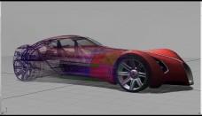 future Bugatti Aerolithe Concept Design Construction Free Download Image