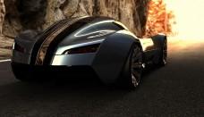 future Bugatti Aerolithe Concept hd Free Download Image