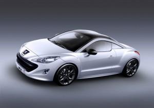 peugeot RCZ limited edition Finalmente da Concept car diventa Motor Show Wallpapers Download