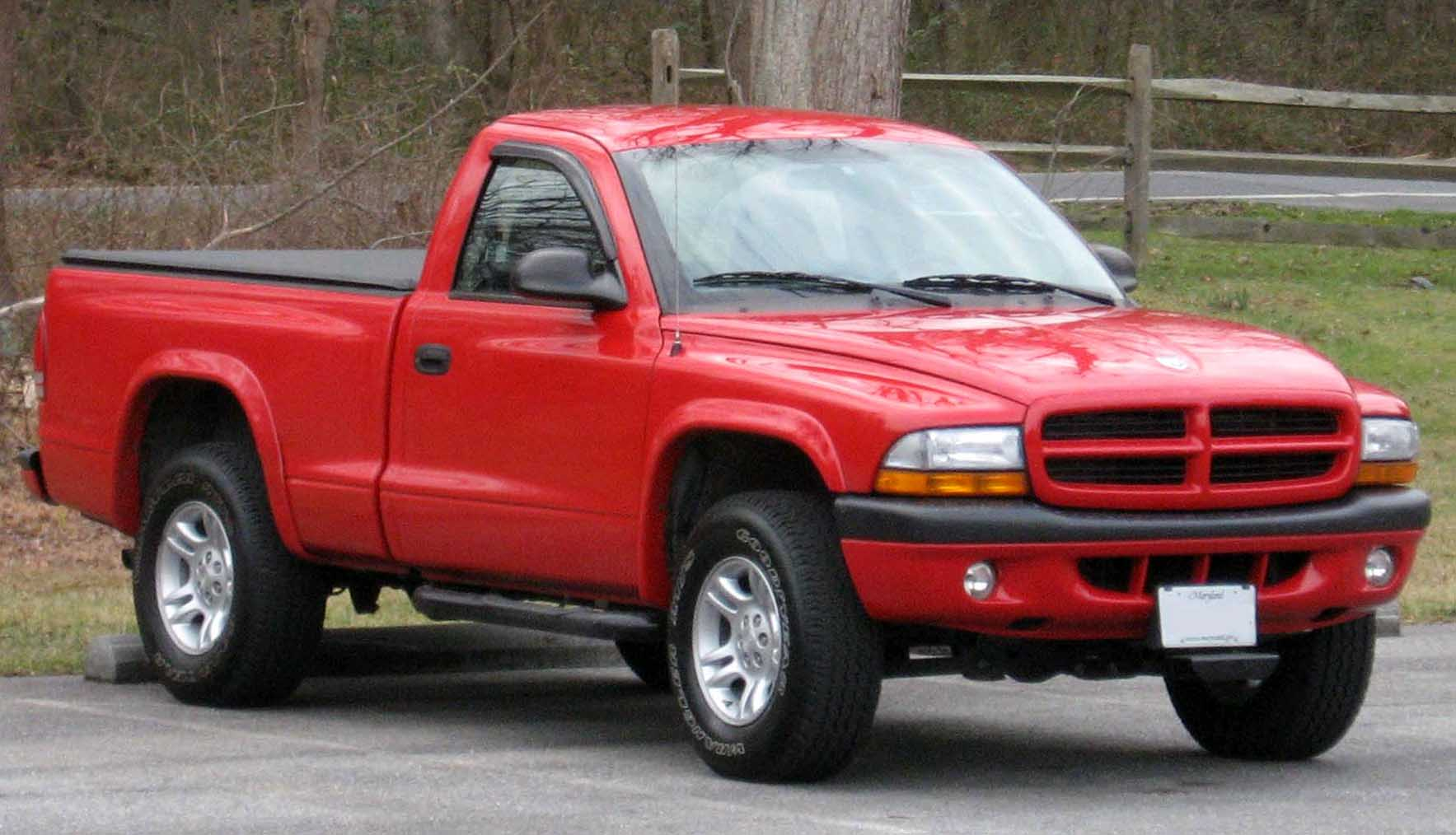 2nd Dodge Dakota High Resolution Image Wallpapers Download