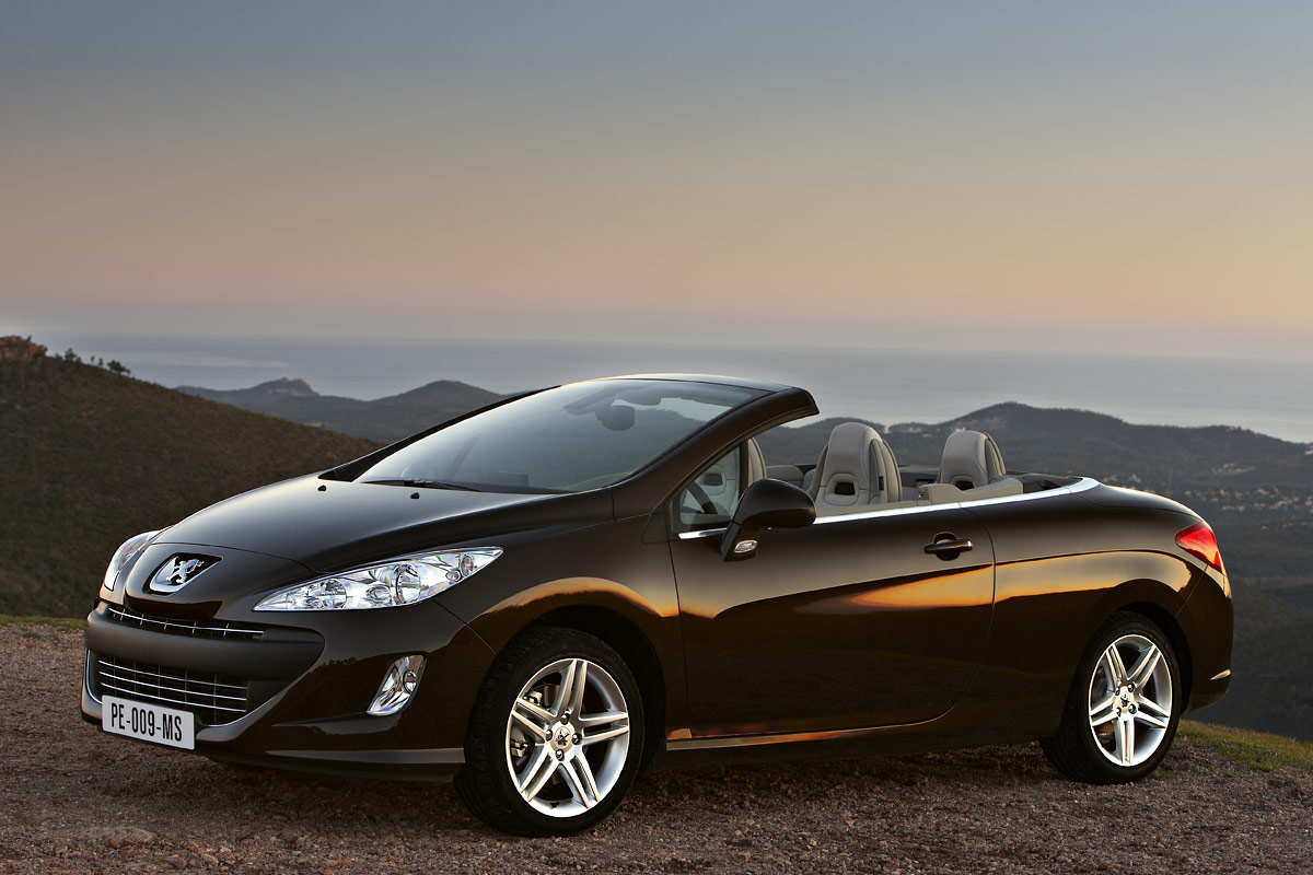 Peugeot 308 cc bronce Motor Show Wallpapers Download