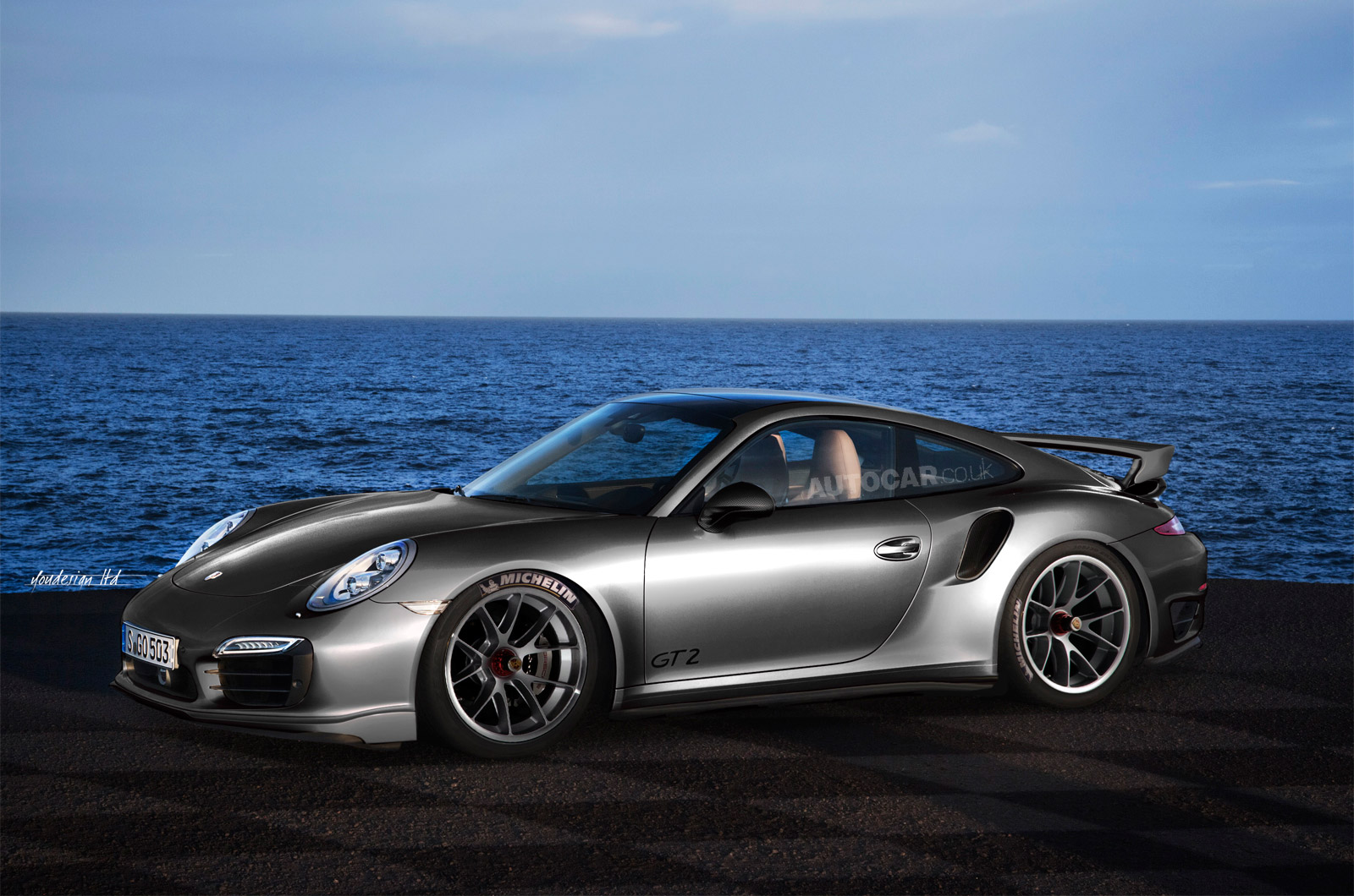 Porsche 991 911 GT2 to Feature 552hp Flat-Six and hit 200mph Wallpapers HD