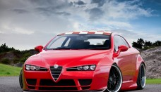 Alfa Romeo Brera Red Bull Desktop Backgrounds