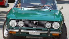 Alfa Romeo 2000 GT Veloce Green st Wallpapers Desktop Download
