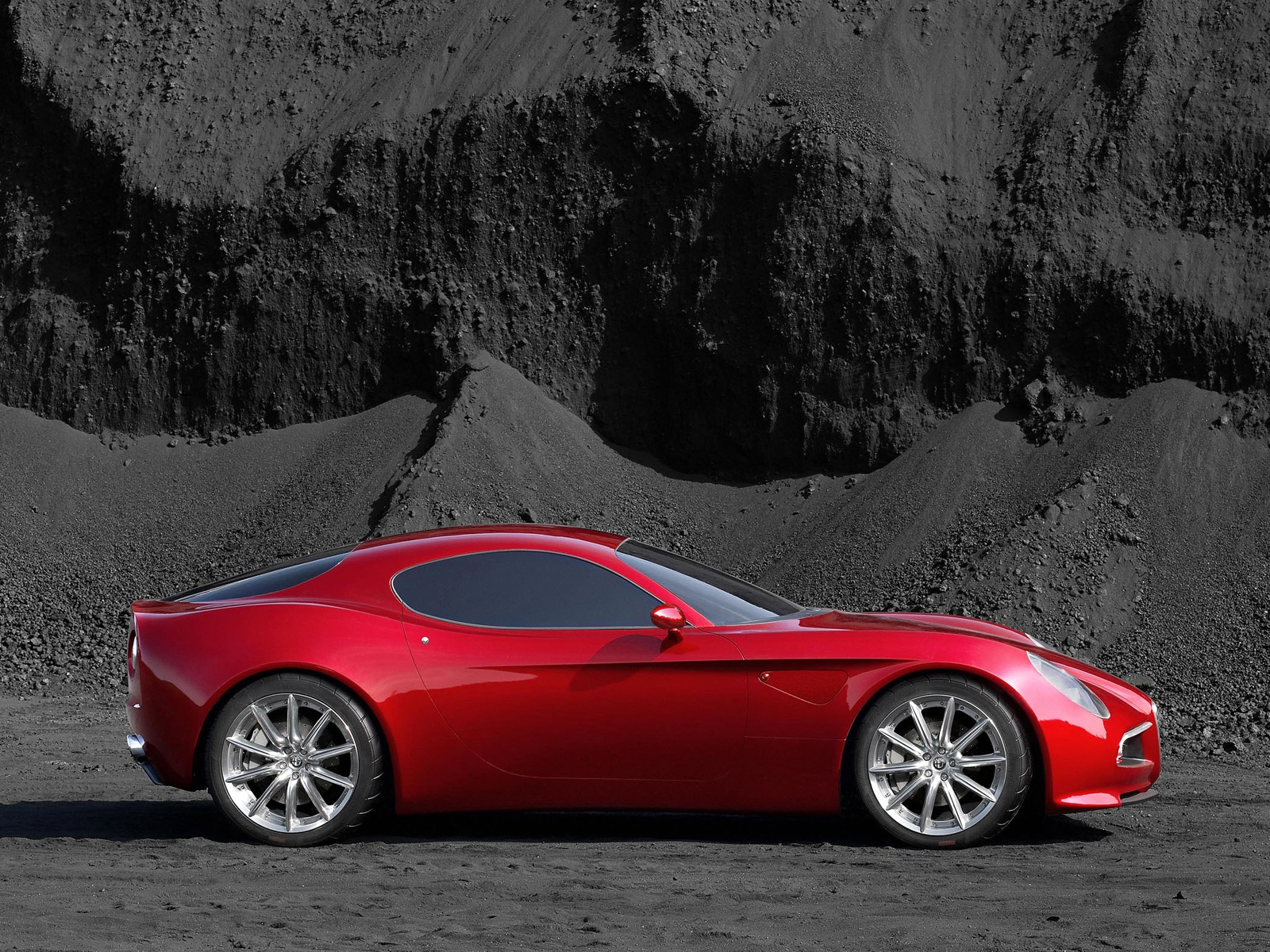 Alfa Romeo 8C Competizione photo High Resolution Image Wallpapers Backgrounds