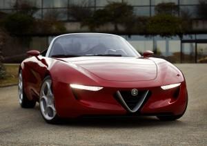 Alfa Romeo 2uettottanta Concept Next Generation Alfa Spider Car Pictures High Resolution Image Download