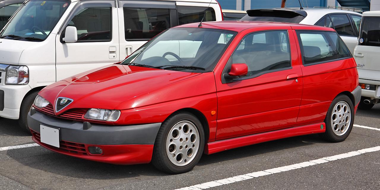 Alfa Romeo 145 photo Desktop Backgrounds