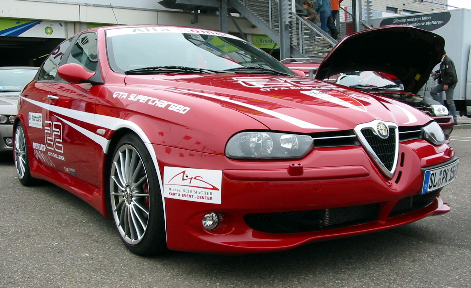 Alfa Romeo 156 GTA Car Pictures High Resolution Image Wallpapers Download