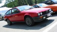 Alfa Romeo Alfetta GTV High Resolution Image Desktop Backgrounds