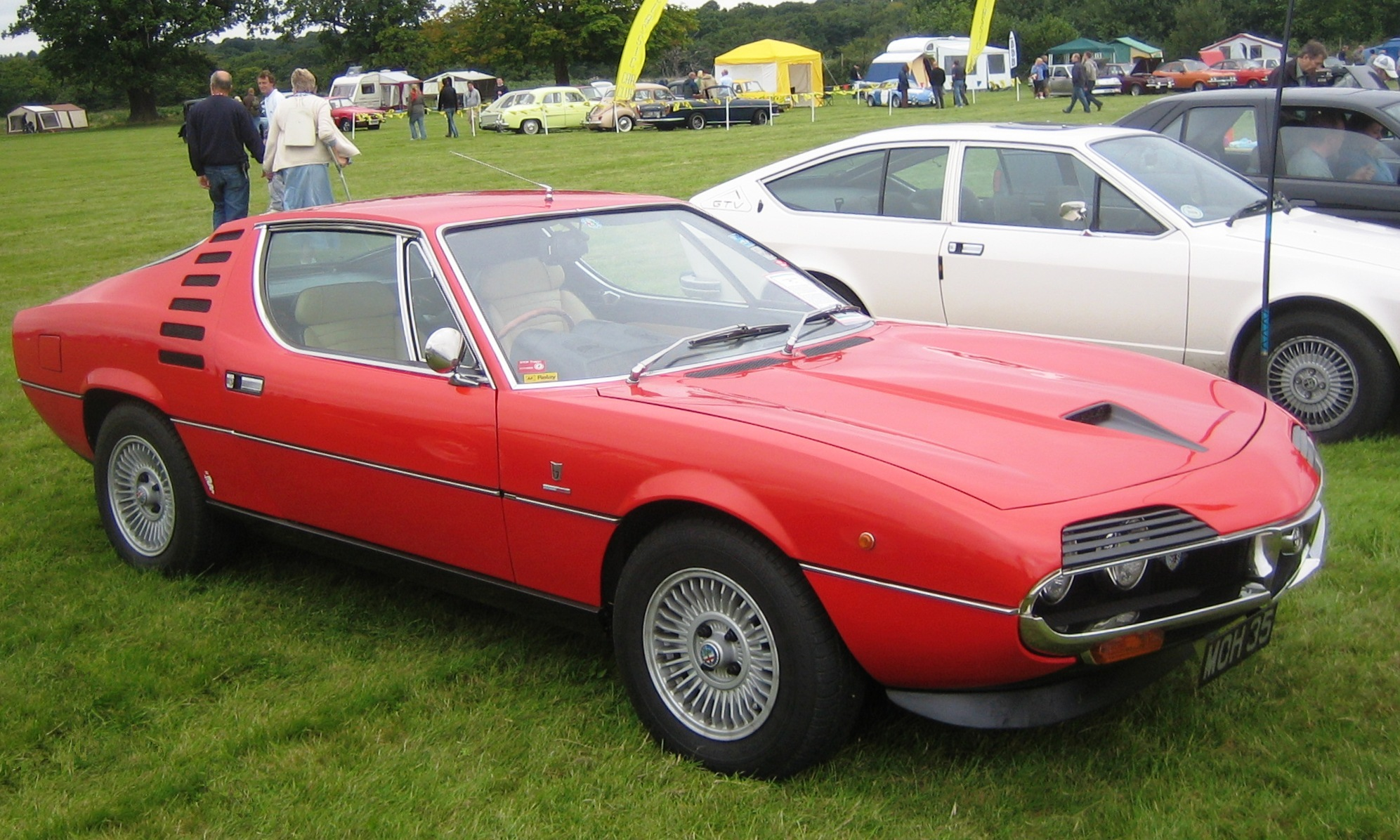 Alfa Romeo Montreal Hertfordshire Car Pictures High Resolution Image Wallpapers Download