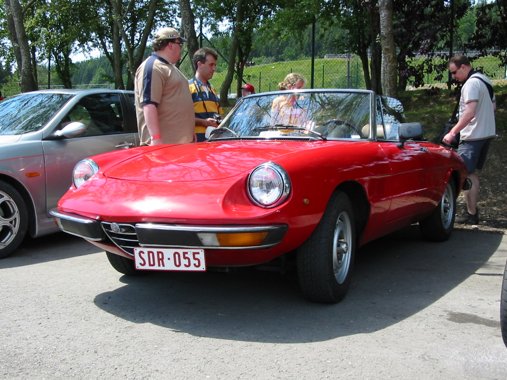 Alfa Romeo Spider 2000 Veloce photo High Resolution Image Wallpapers Backgrounds