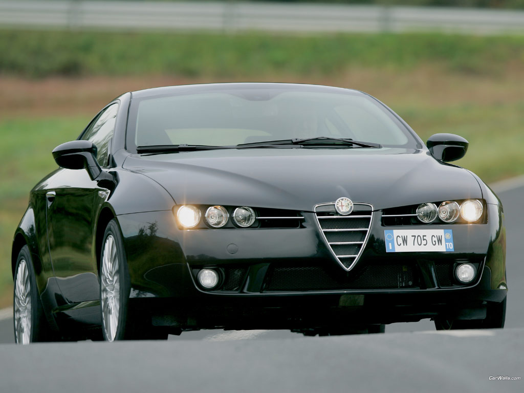 Alfa Romeo Brera Car Pictures High Resolution Image Wallpapers Download