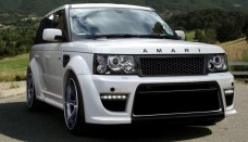 Amari design range rover sport 4 4 car tuning Desktop Backgrounds