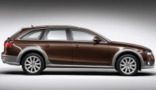 Audi A4 Allroad Quattro High Resolution Image Free Download Image