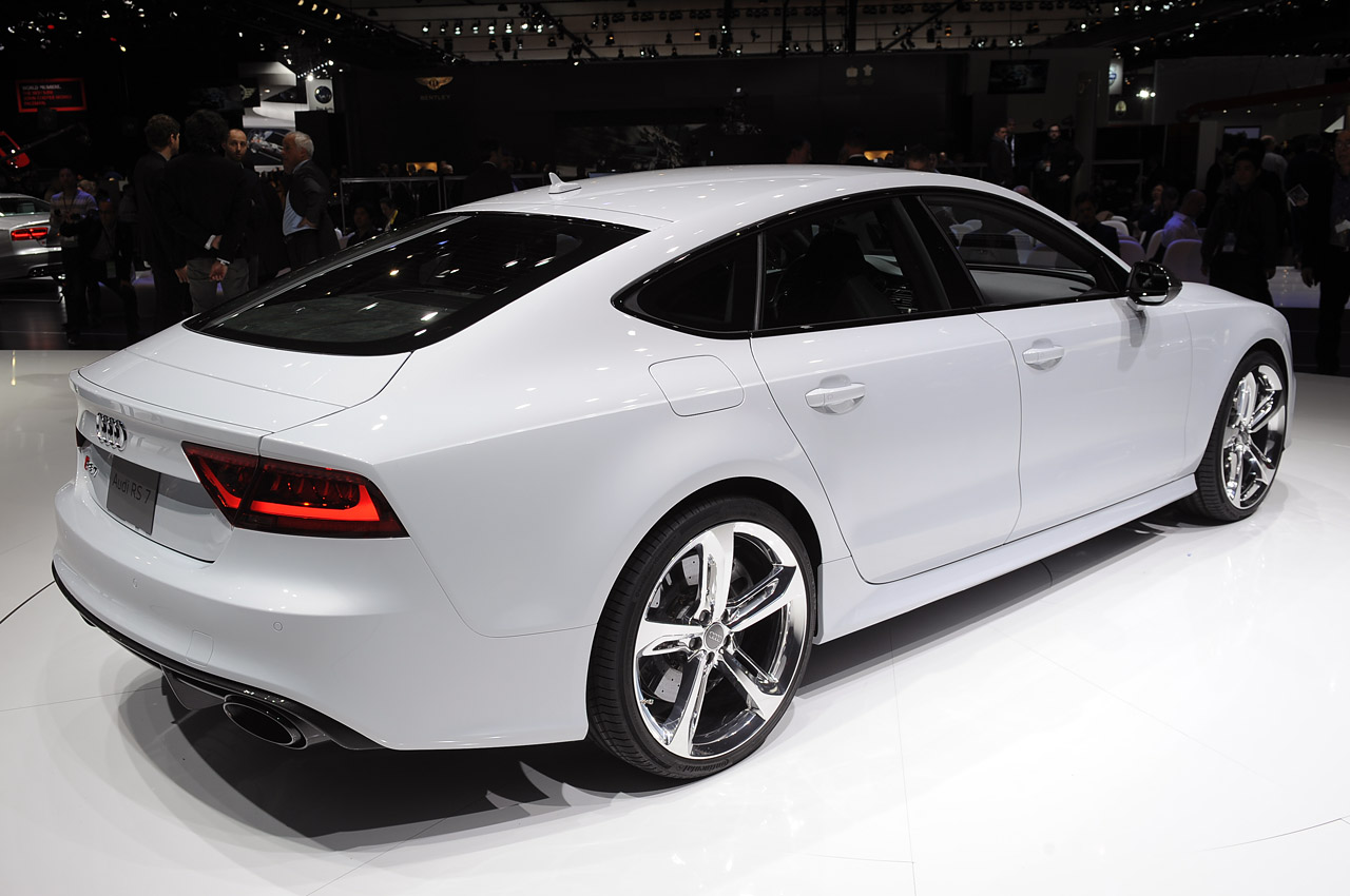 Audi RS7 Sportback Ofrece unas prestaciones similares a las del free download image Wallpaper
