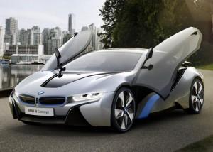 BMW i8 Concept Door Open image converter free download