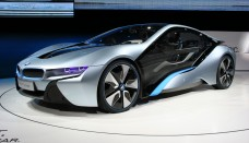 BMW i8 Concept IAA image editor free download